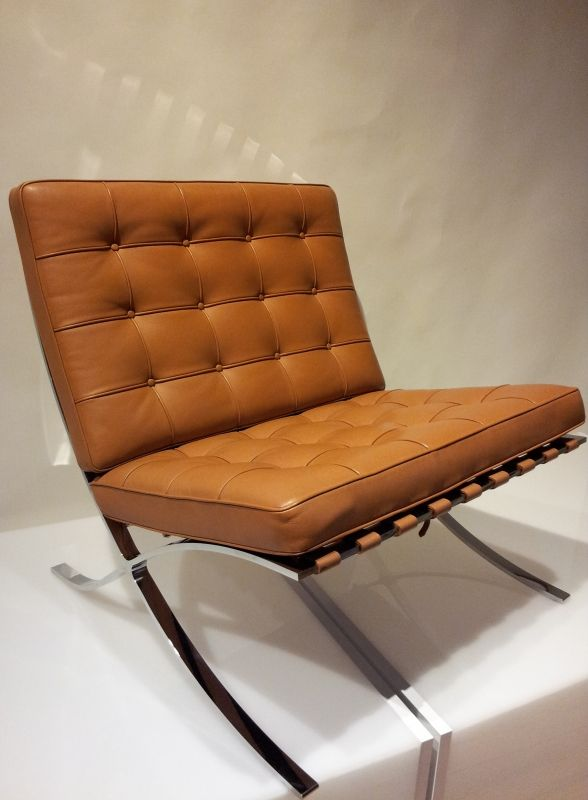 The Barcelona Chair Is One Of Most Comfortable Chairs Ever Someday