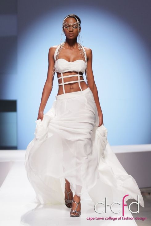 Cape Town College Of Fashion Design Ctcfd Design Indaba Fashion Fashion Design Cape Town Fashion