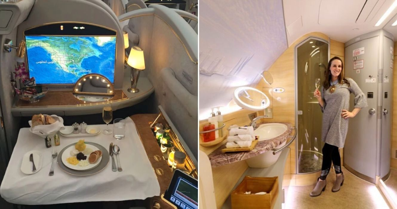 20 Photos Proving How Luxurious Traveling With Emirates