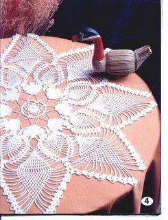 Kira crochet: Crocheted scheme no. 579