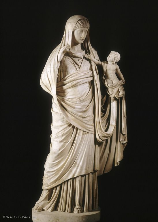 Antiquites Grecques Etrusques Et Romaines Musee Du Louvre Paris