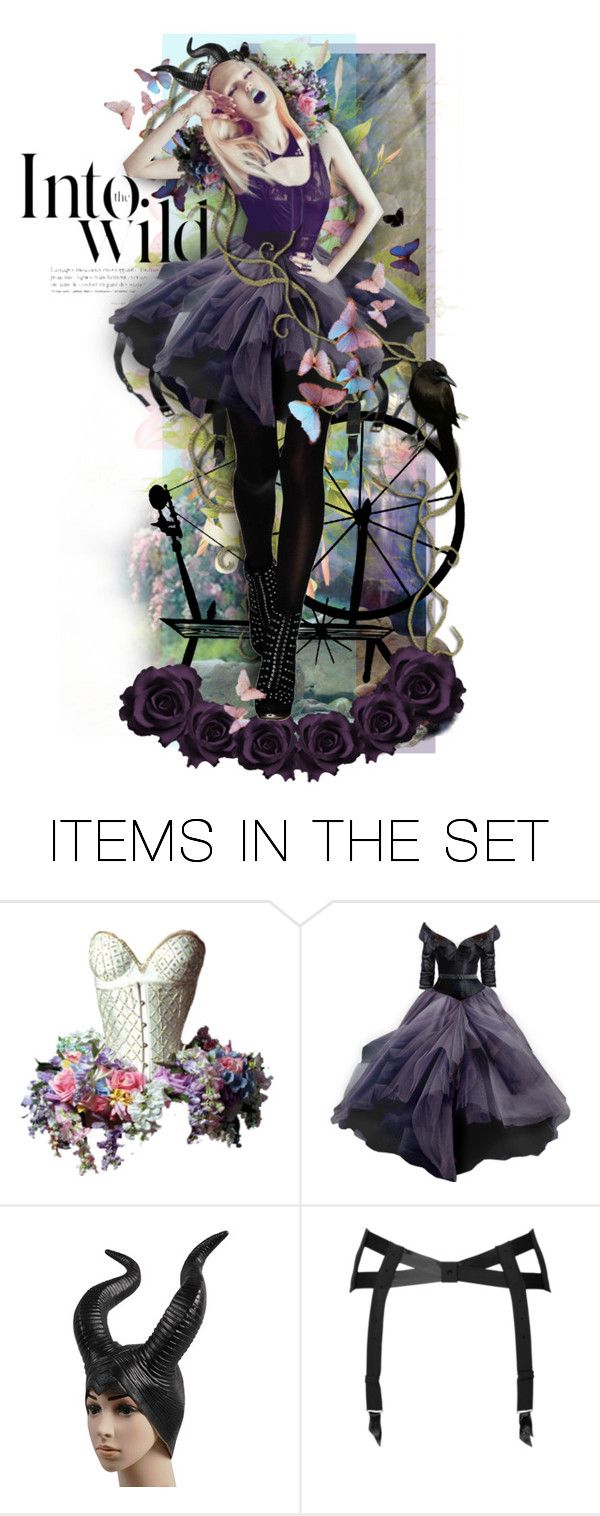 """""""Once Upon a Dream"""" by mew-muse ❤ liked on Polyvore featuring art"""