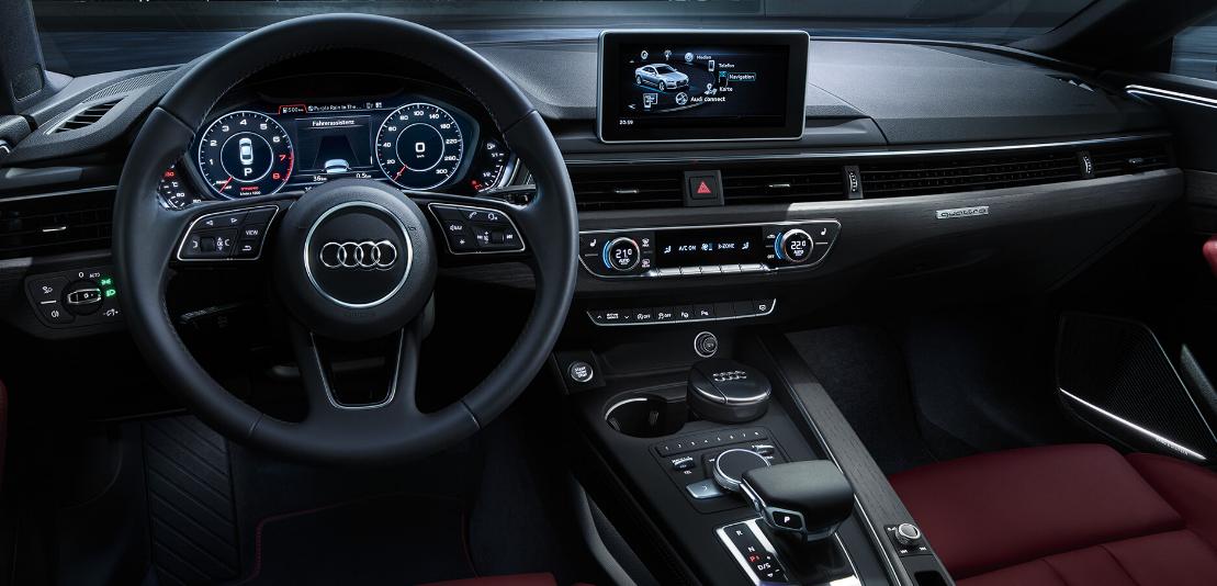 2018 Audi A5 Sportback Interior Audi A5 Audi A5 Coupe Audi