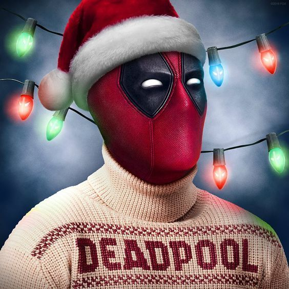Deadpool christmas
