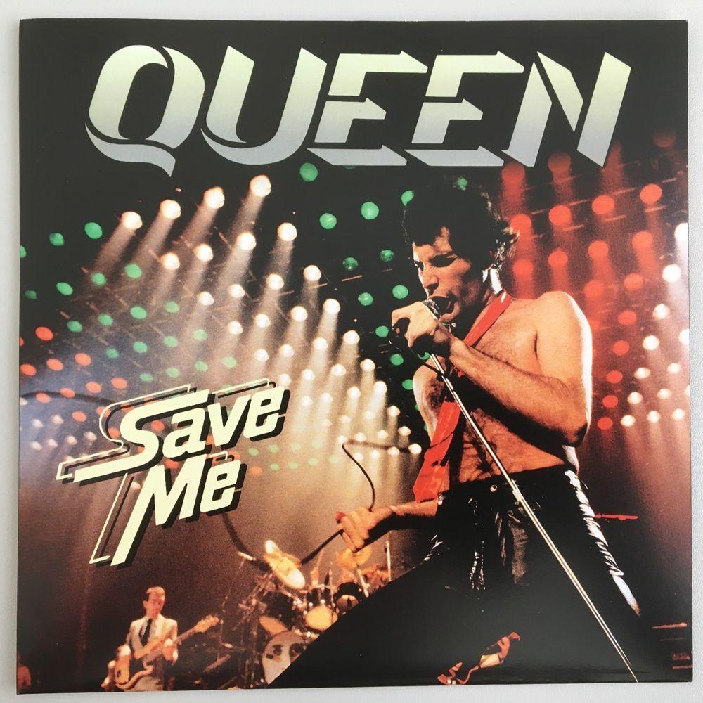 Details over Queen - Save me - SPAIN - UNIQUE sleeve UK vinyl single