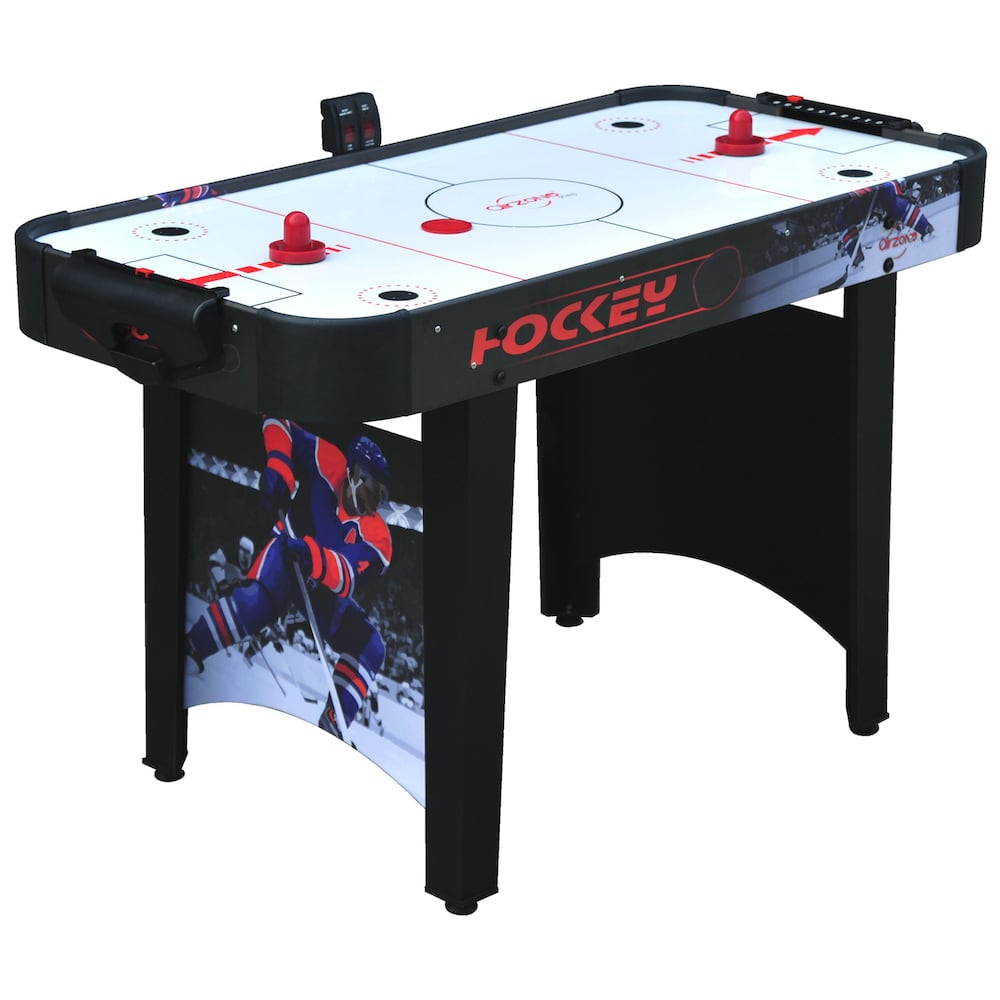 """AIRZONE PLAY AirZone Play 48"""" LEDScore Air Hockey Table"""