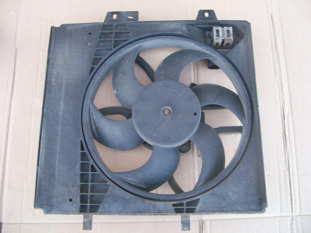 Peugeot 207 Electric Cooling Fan Motor Resistor 9653804080 9662872380 Gate Electric Cooling Fan Fan Motor Peugeot