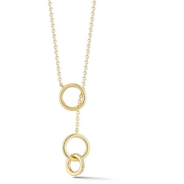 Elizabeth & James Neko Necklace in Metallic Gold UiT3T