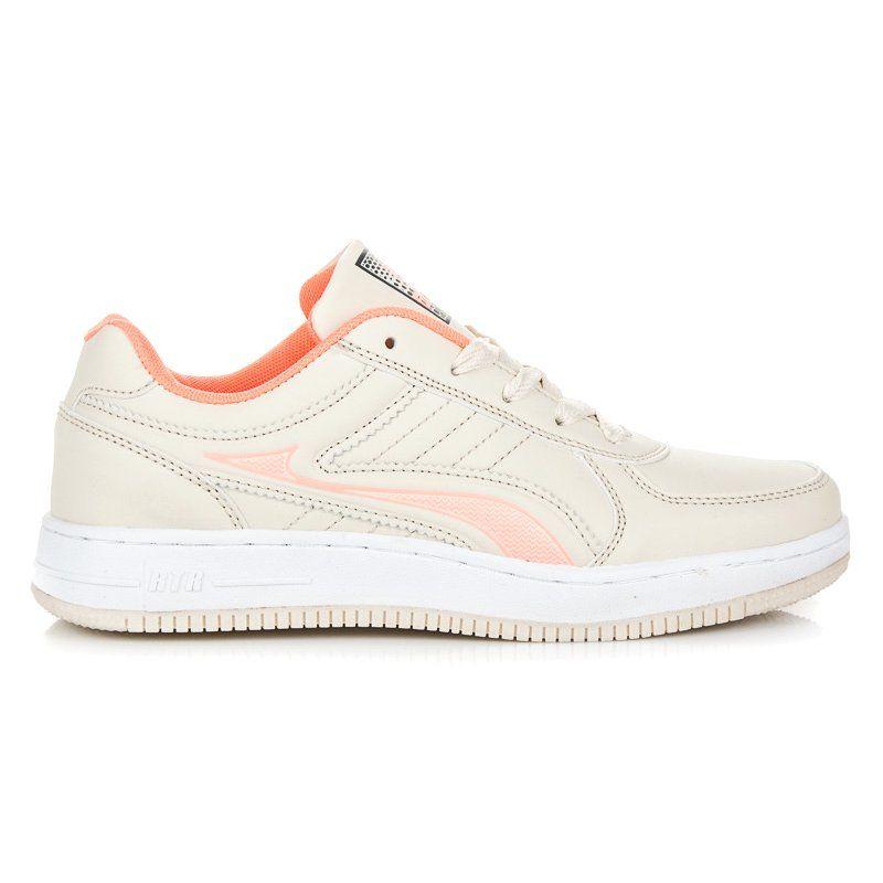 Rapter Bezowe Buty Sportowe Bezowy Nike Air Force Sneaker Sneakers Sneakers Nike