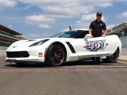 2015 Corvette Pace Car Google Search Indy 500 Jeff Gordon