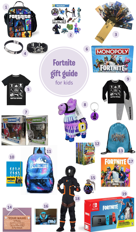 Epic Fortnite Gifts For Kids 25 Gift Ideas For Fortnite Lovers