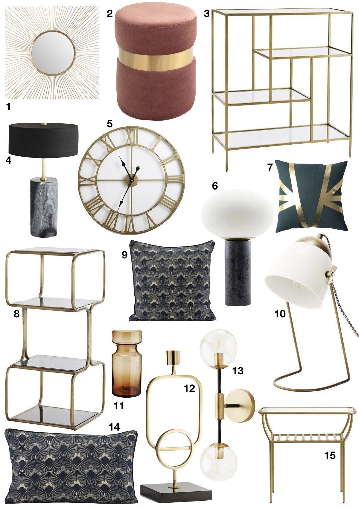 La Tendance Neo Art Deco En 5 Cles Blog Deco Clem Around The Corner Salon Art Deco Art Deco Moderne Art Deco