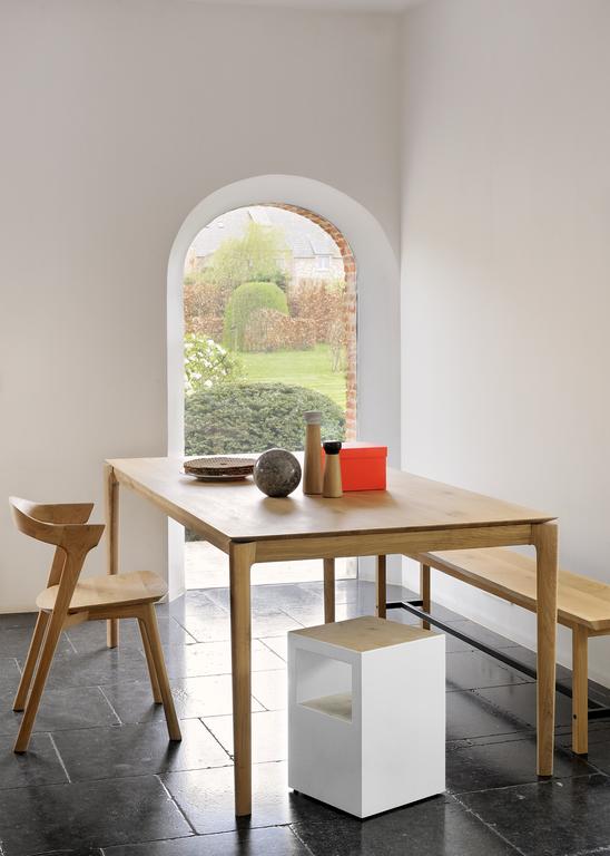 Ethnicraft Bok Dining Table Oak Dining Table Interior Design