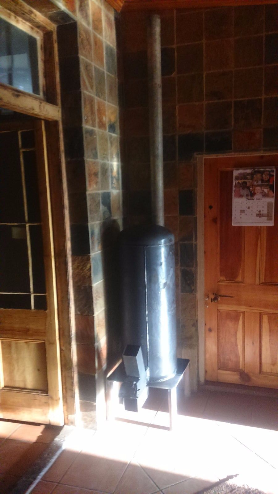 Rocket Stove by BarefootBilly Mostly I like to build
