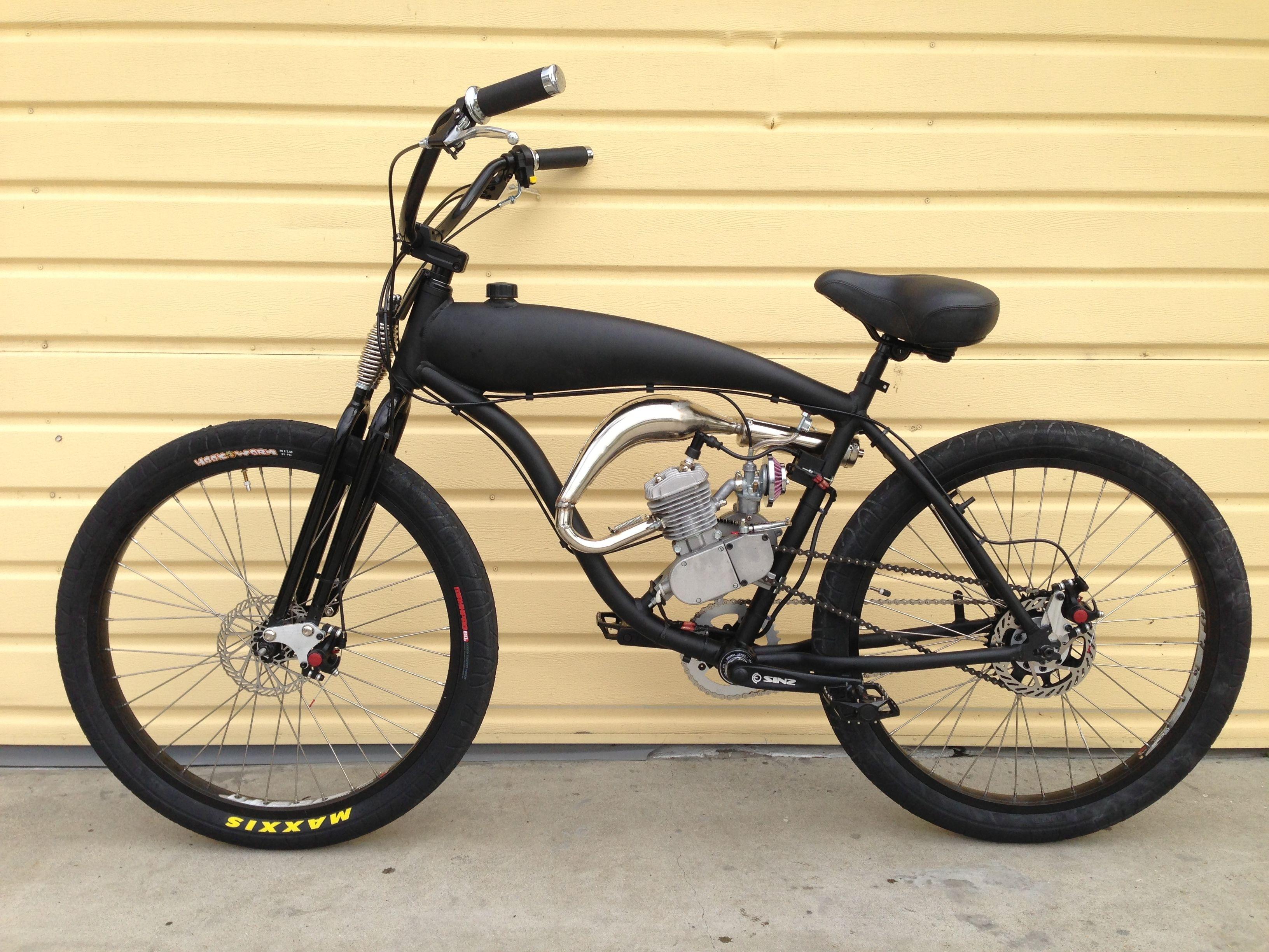 motorised bike - Motorized Bicycle Frame