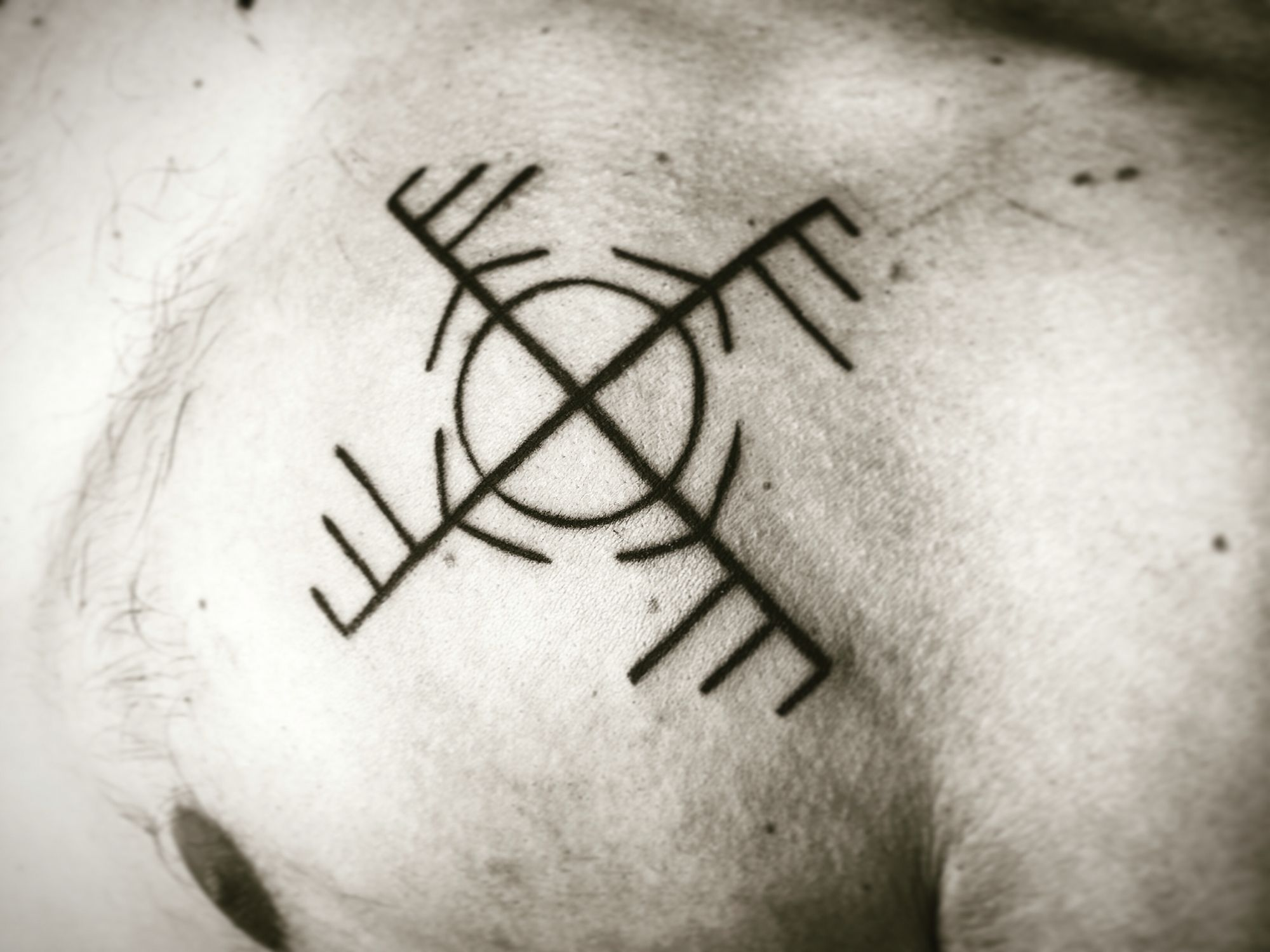 Who Knows What The Meaning Of This Symbol Please Tell Me Anshu