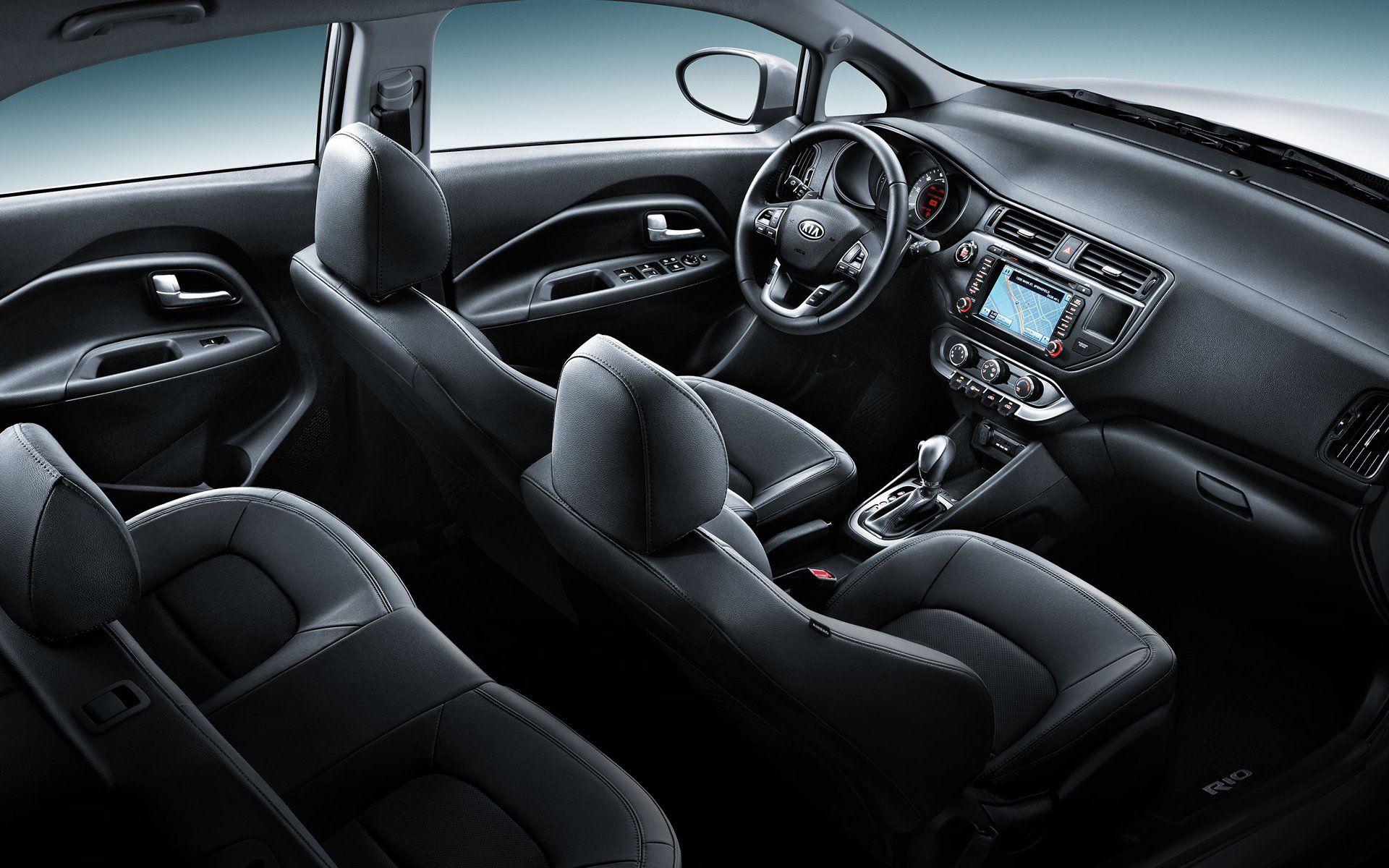 2015 Kia Rio 5 Door Subcompact Hatchback