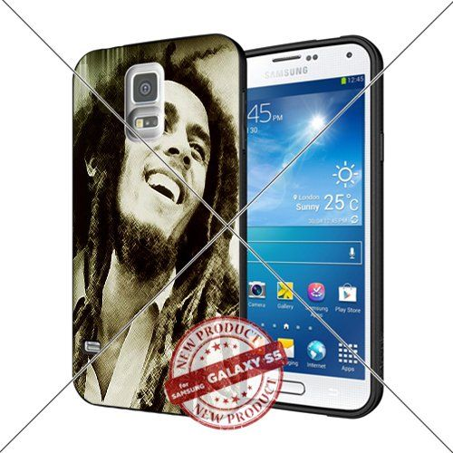New Samsung Galaxy S5 Case Bob Marley Reggae Legend Cell Phone Case Shock-Absorbing TPU Cases Durable Bumper Cover Frame Black Lucky_case26 http://www.amazon.com/dp/B018KOTOQI/ref=cm_sw_r_pi_dp_-qvAwb0KGQ1DW