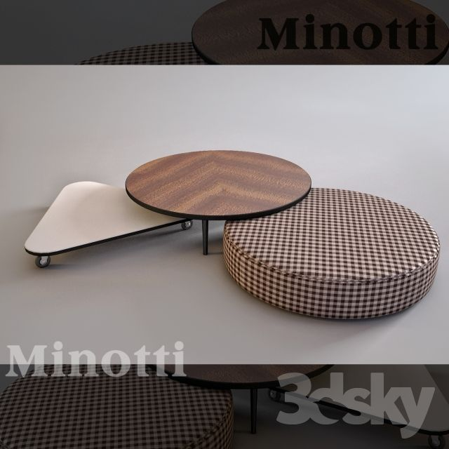 minotti Interior Pinterest