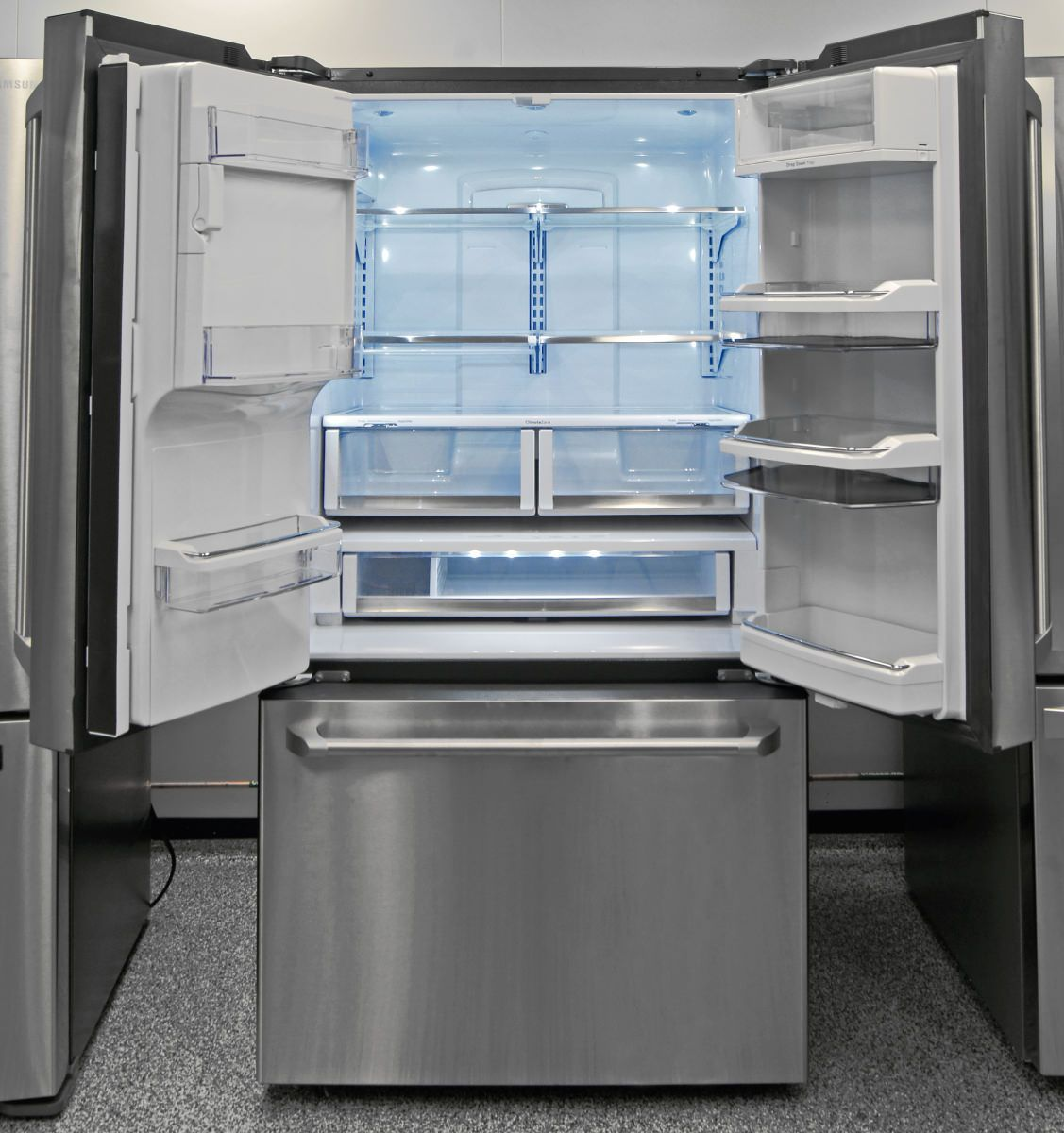 Amazing DECIDED We Couldnu0027t Find Anything Wrong With This High End French Door  Fridge