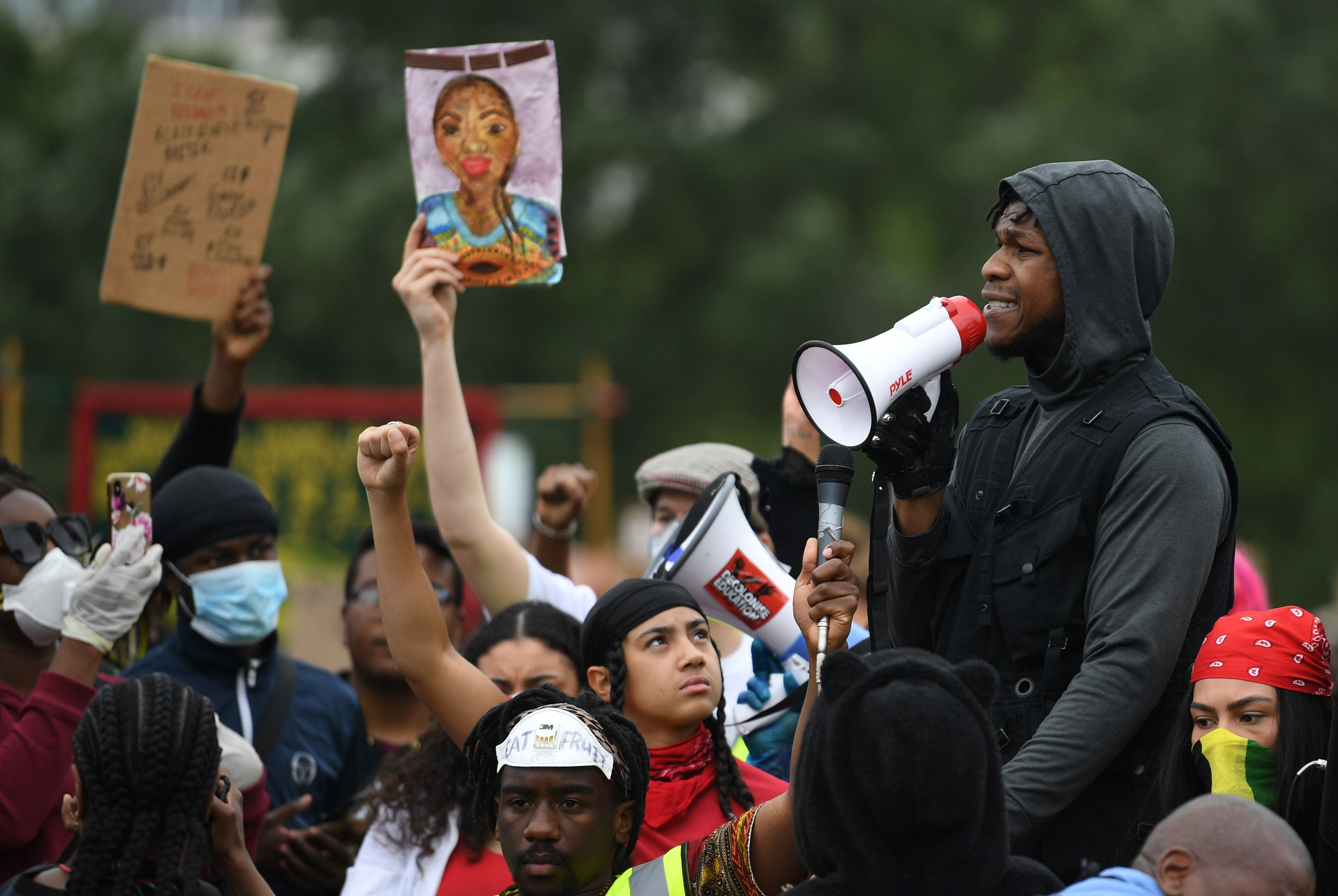 Black Lives Matter le discours poignant de John Boyega