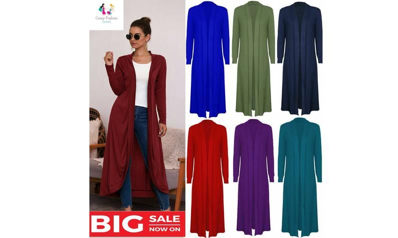New Ladies Printed Jersey Bodycon Elasticated Waist Gypsy Long Maxi Skirt Dress