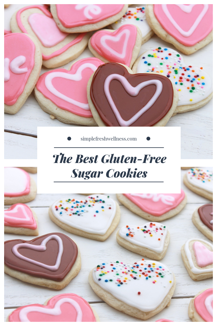 The Best Gluten Free Sugar Cookies | Easy sugar cookies ...