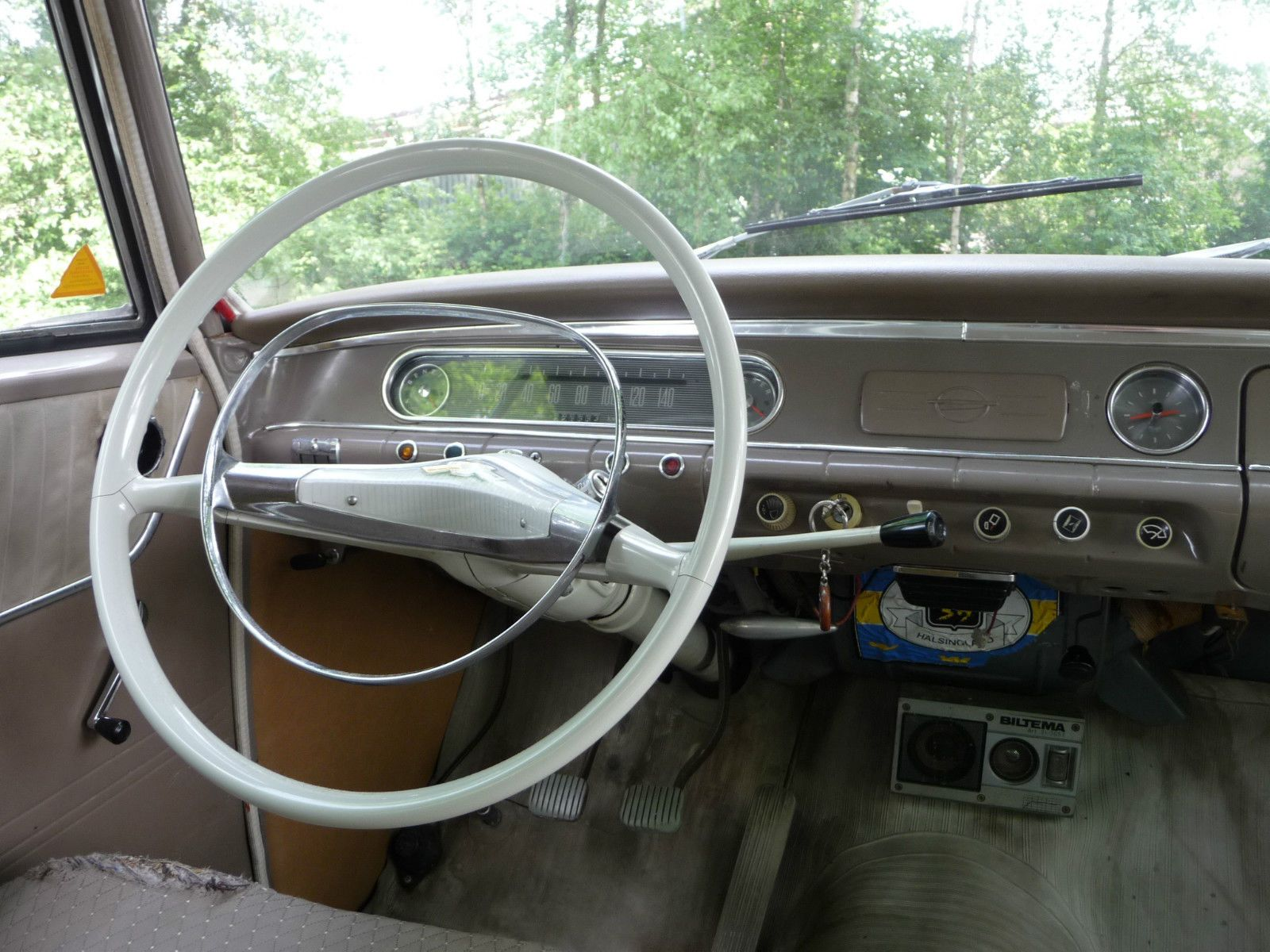 Opel Rekord P2 1700 aus 1962,sehr schön,Schweden Import ...