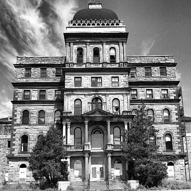 "Photo by msorianoaia ""Missing Nurse Ratched"" - Morris Plains, NJatGreystone Park Psychiatric Hospital"