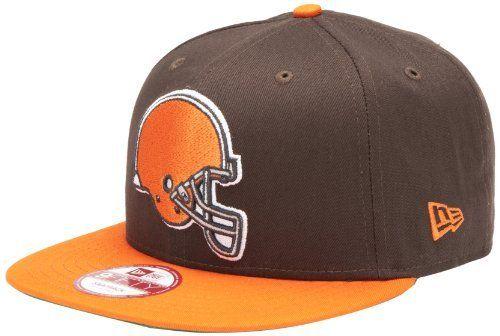 NFL Cleveland Browns Goal Line Snapback Cap bdcbca78e