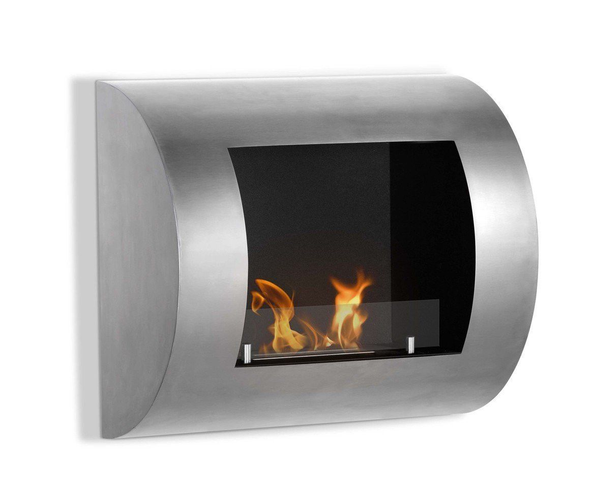Ignis luna wall mount ethanol fireplace pinterest ethanol