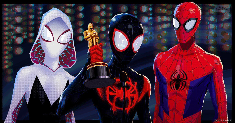 Spider Man Into The Spider Verse On Superheroes Y Villanos Heroes Marvel Y Arte De Marvel