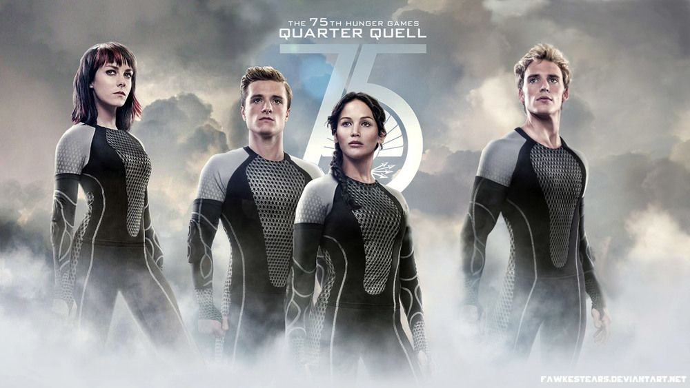The Hunger Games Catching Fire International Trailer Hunger