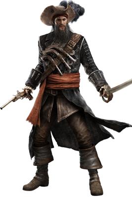 Edward Teach Known Better As A Blackbeard Characters Basic Info Basic Info Assassins Creed Iv Assassins Creed Black Flag Assassins Creed 4 Blackbeard
