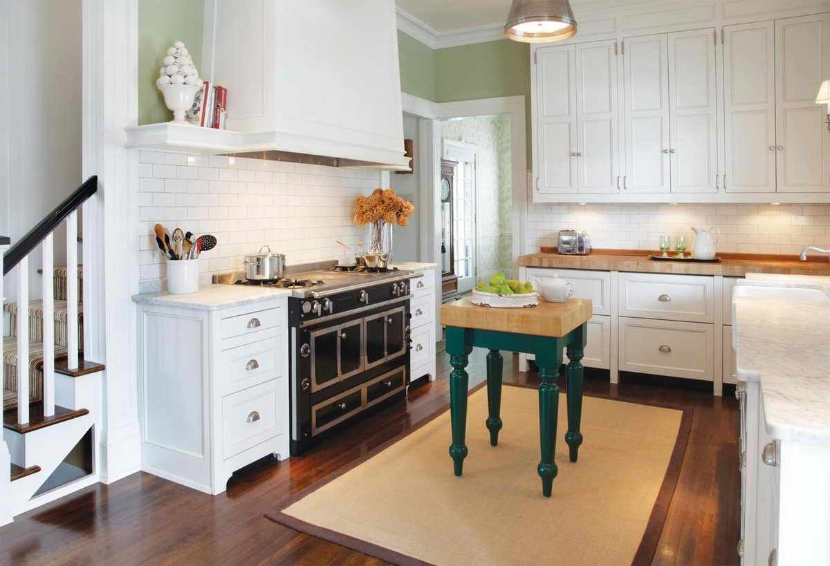 Kitchen Cabinets With Legs And White Ceramic Wall Design With The Design Of Wooden Floors Also A Small Box Of Table Design With Kitchen Cabinets With Legs And K