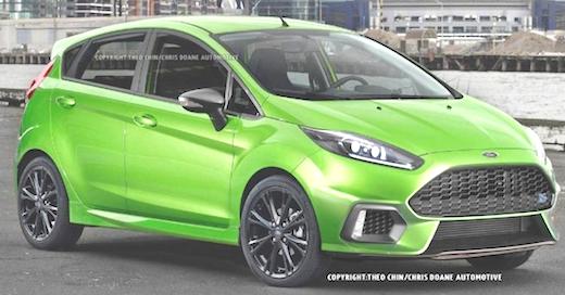 2019 Ford Fiesta Rs Rumors Ford Fiesta Ford Fiesta Cars