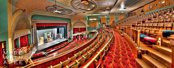 Architecture Landscape With Images Theatre Interior
