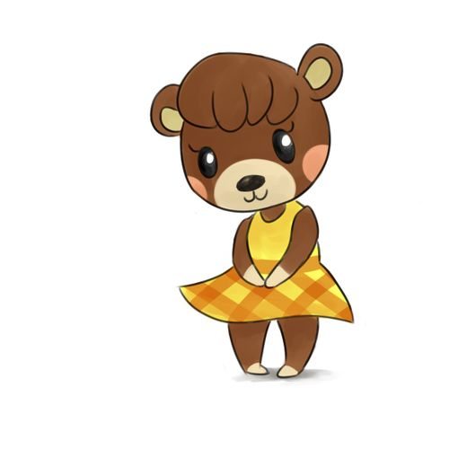 Animal Crossing - Maple Soooo cute