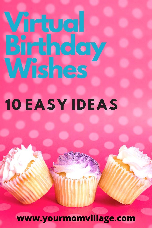 birthday wishes video ideas