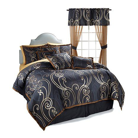 Highgate Manor Tivoli 13-piece Comforter Set | Furniture ...