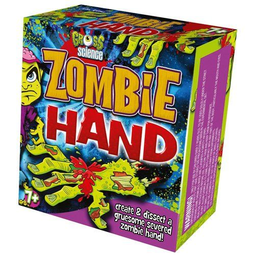 Gross Science Zombie Hand Kit @ niftywarehouse.com #NiftyWarehouse #Zombie #Horror #Zombies #Halloween