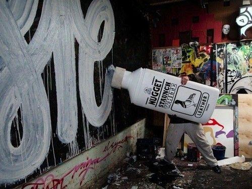 Kanfort #graffiti #street art, #barcelona
