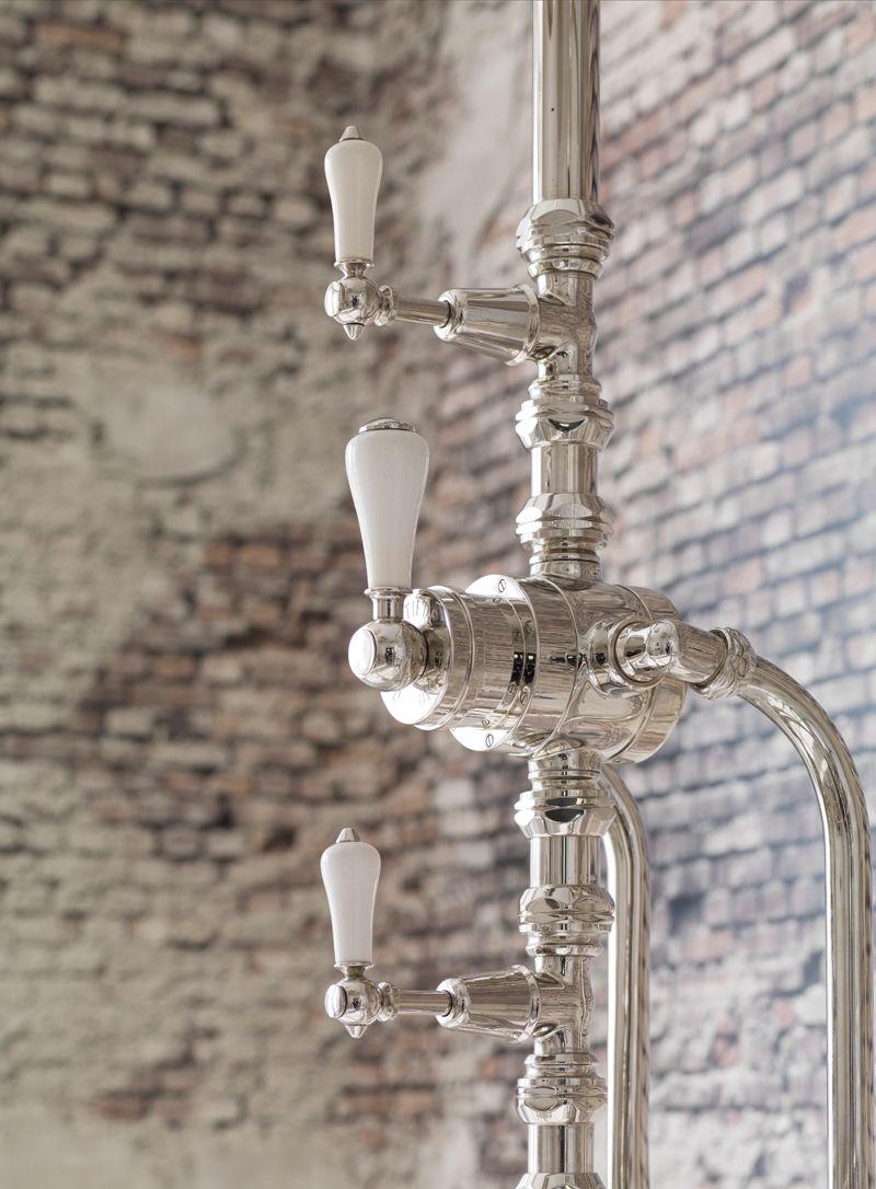 La Cage D\u0027Amour Pipework by Catchpole \u0026 Rye #bathroom #innovation #design & La Cage D\u0027Amour Pipework by Catchpole \u0026 Rye #bathroom #innovation ...