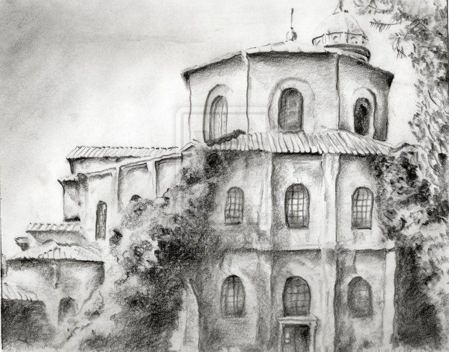 Basilica di San Vitale by emmagucci on DeviantArt