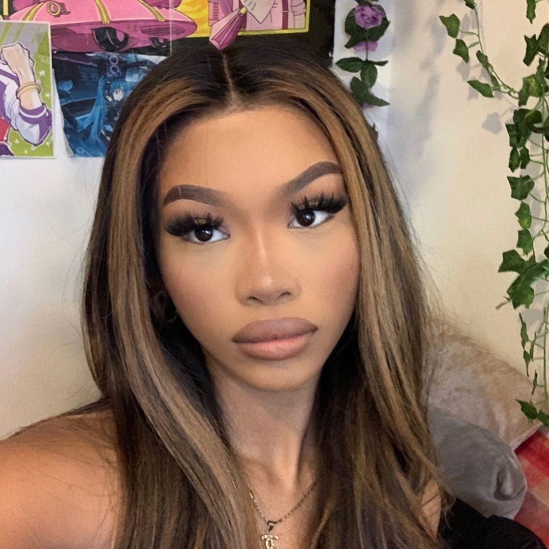 Egirl Hair Blonde Google Search In 2020 Face Framing Hair Hair Inspo Color Kylie Jenner Hair