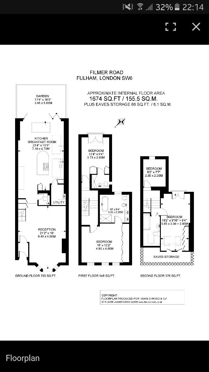 Vixtorian House Floor Plan Terraced House Loft Conversion House Extension Design Bedroom Floor Plans
