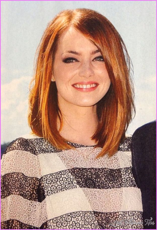 Cool Best Medium Length Haircuts For Round Faces Haircut