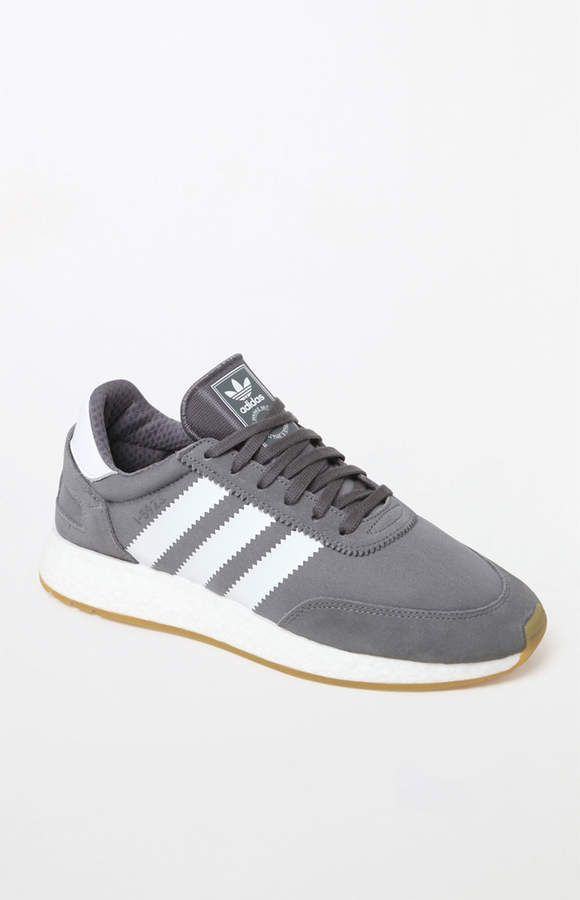 adidas I 5923 Gray & White Shoes in 2019   White shoes