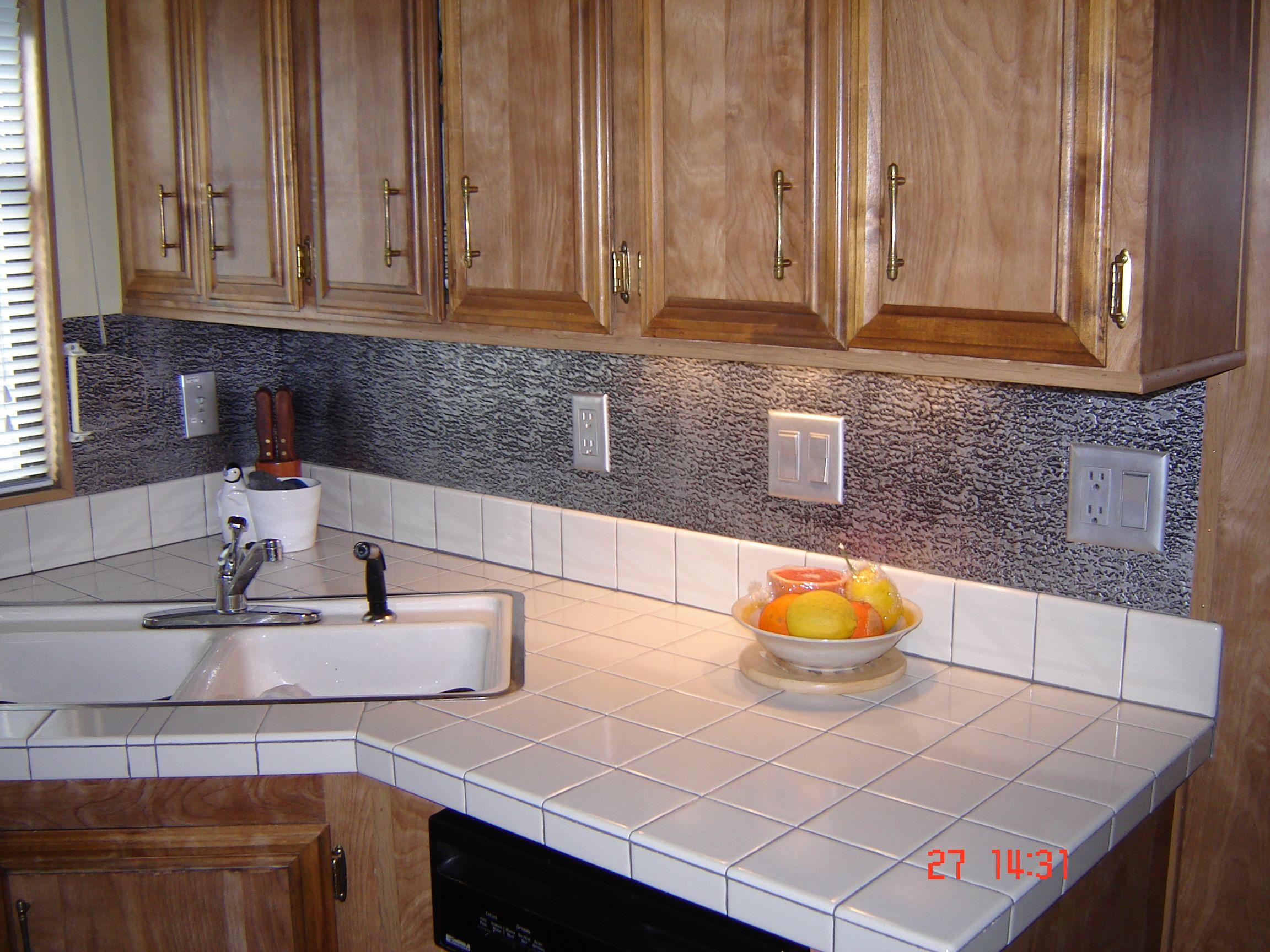 - Ceiling Tiles & 3D Wall Panels Kitchen Decor, Kitchen Decor