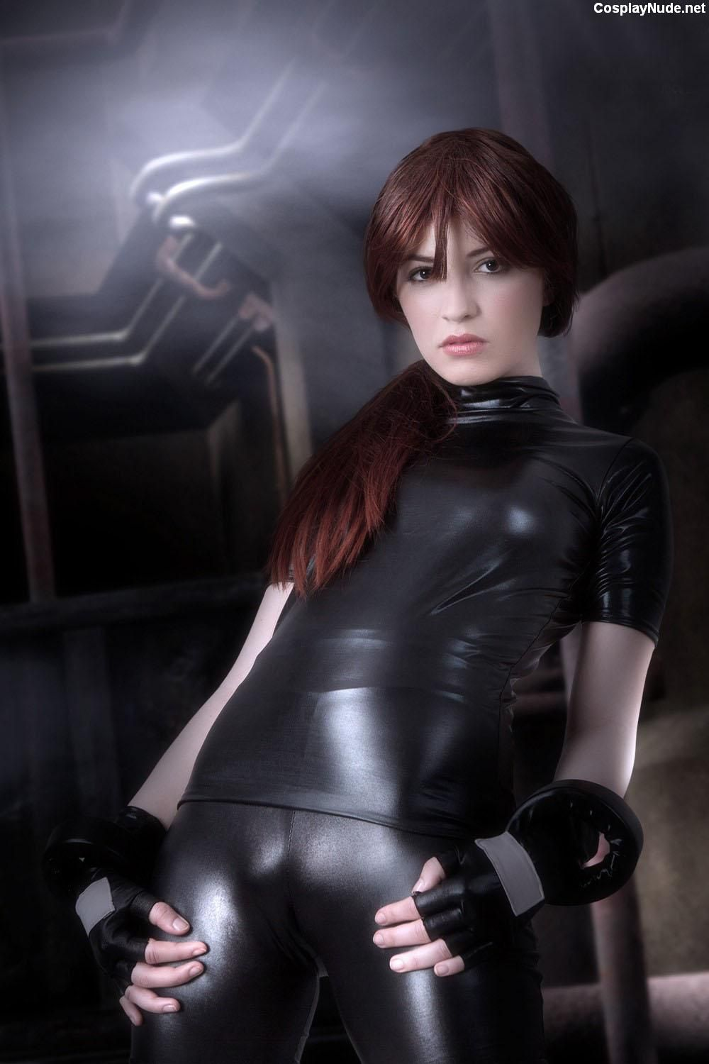 cosplay nude evil Resident redfield claire